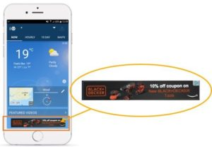 Amazon DSP Mobile Banner Ads